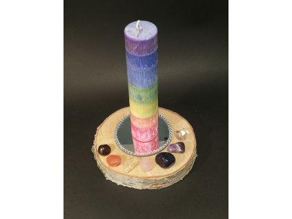 Čakrová svíčka