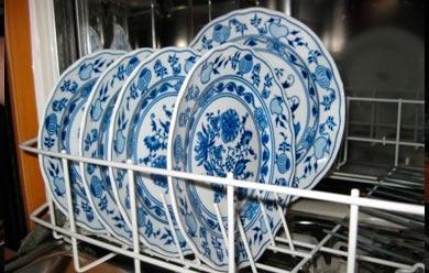Péče o porcelán