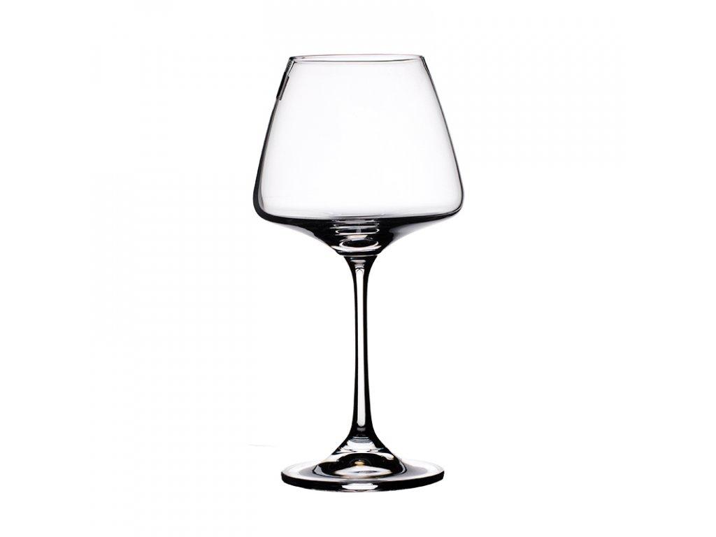 Sklenice na bílé víno Naomi 6 ks. 350 ml