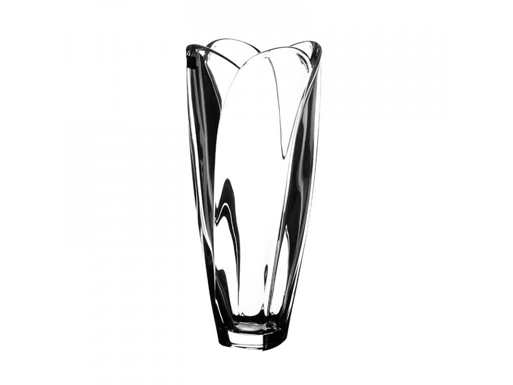 Skleněná váza Globus 305 mm