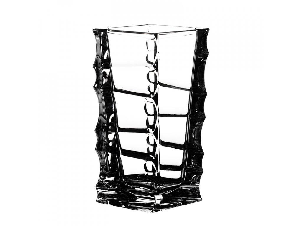 Skleněná váza Sail 305 mm