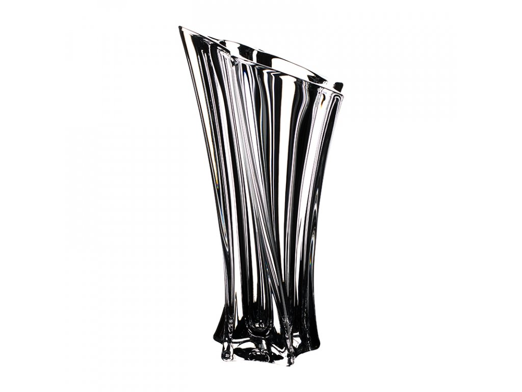 Skleněná váza Yoko 330 mm