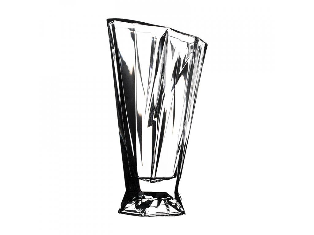Skleněná váza Angle 360 mm
