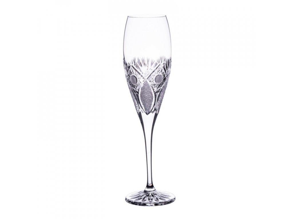Přátelská souprava Fiona na šampaňské-flétny. Brus Paříž.