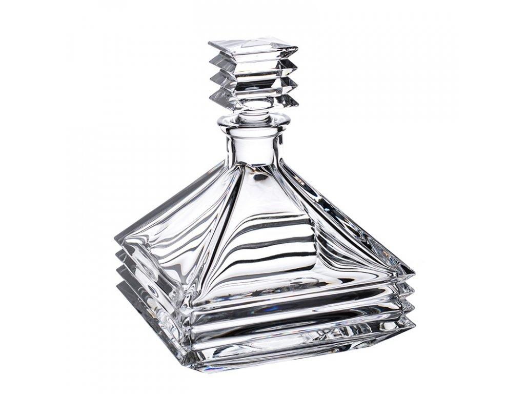 Crystal Bohemia MARIA lahev na whisky 0,7 l