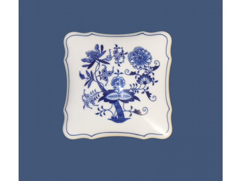 Dóza čtvercová - cibulový porcelán 70776