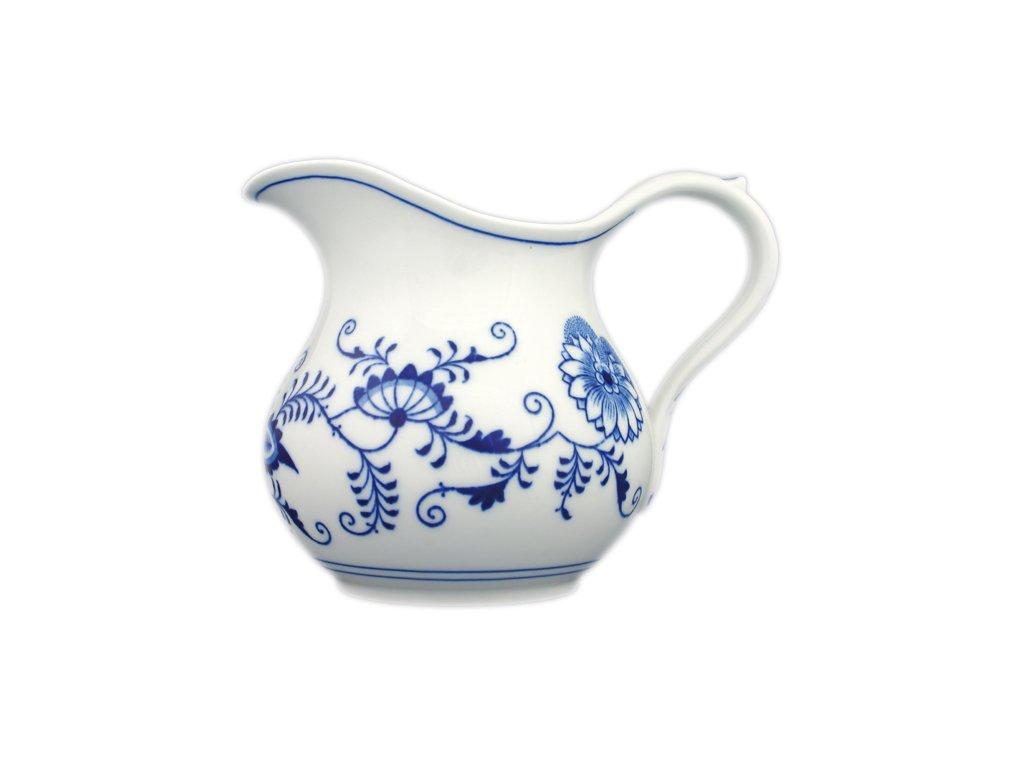 Džbán baňatý - cibulový porcelán 10126