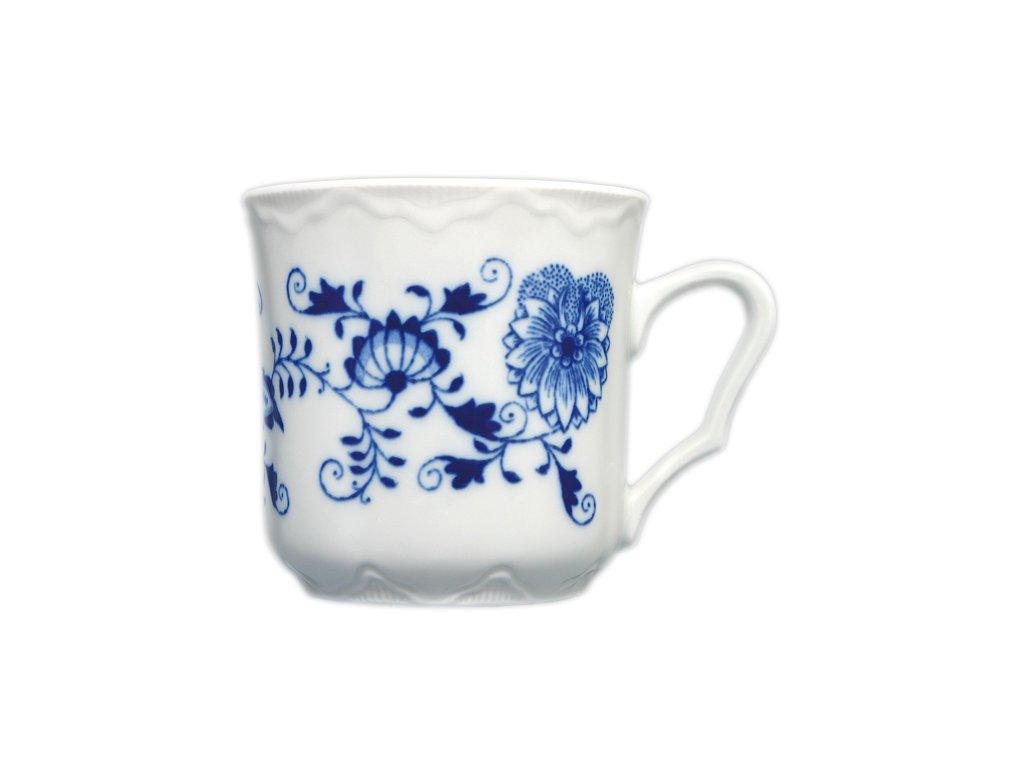 Hrnek Karel M - cibulový porcelán 10477
