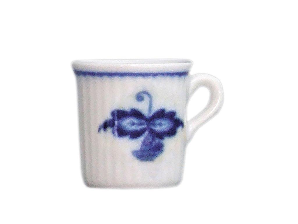 Hrnek Mozart mini - cibulový porcelán 10601 / 00001