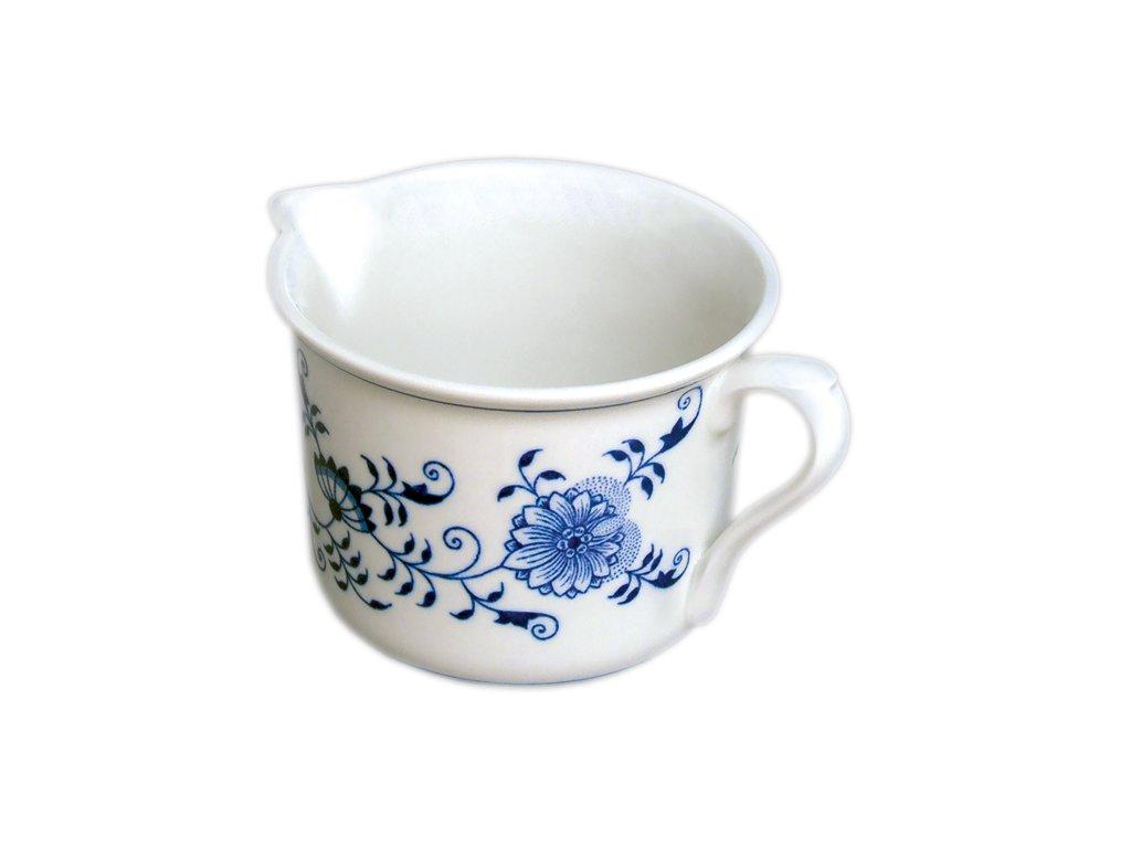 Hrnek Vařák velký s hubičkou - cibulový porcelán 10628
