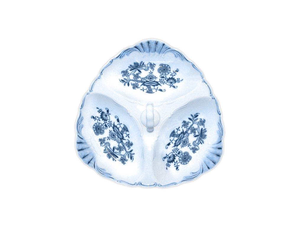 Kabaret Aida velký - cibulový porcelán 10682