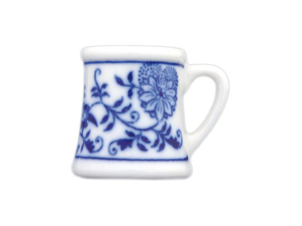 Korbel mini - cibulový porcelán 10218