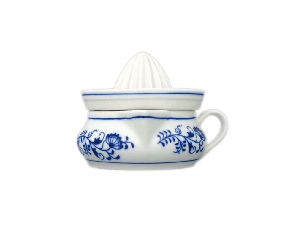 Lis na citrón - komplet - cibulový porcelán 70117