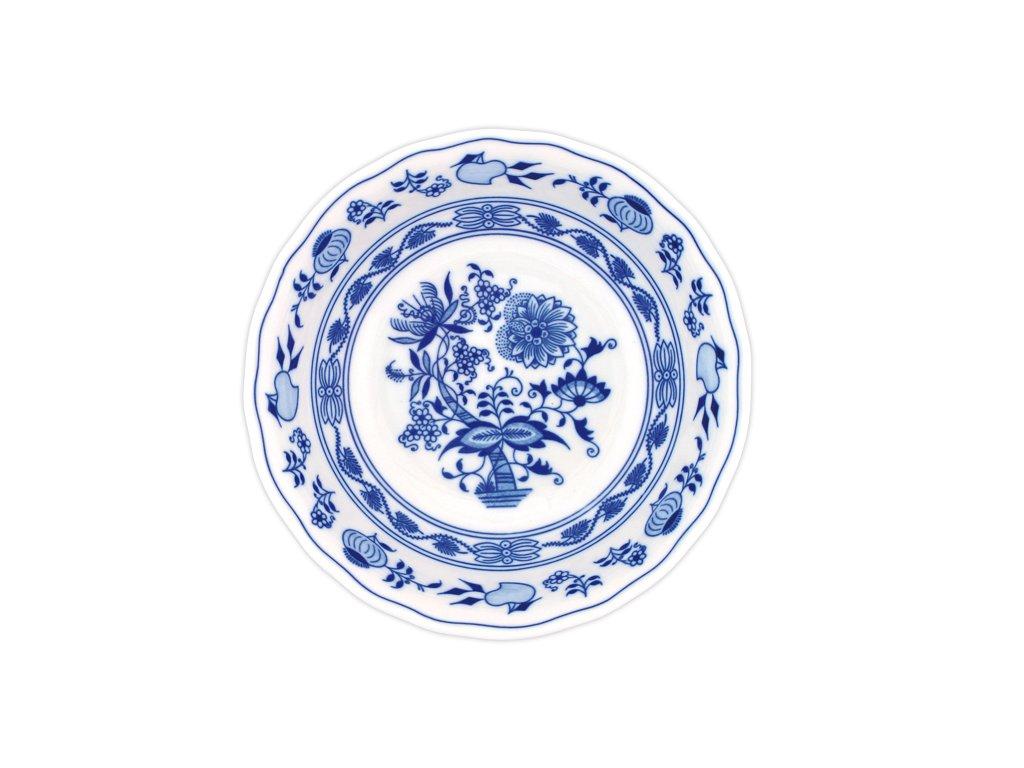 Mísa kompotová vysoká 21cm- cibulový porcelán 10053