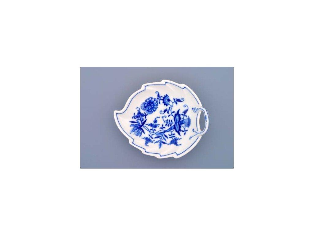 Mísa list 15cm - cibulový porcelán 10075