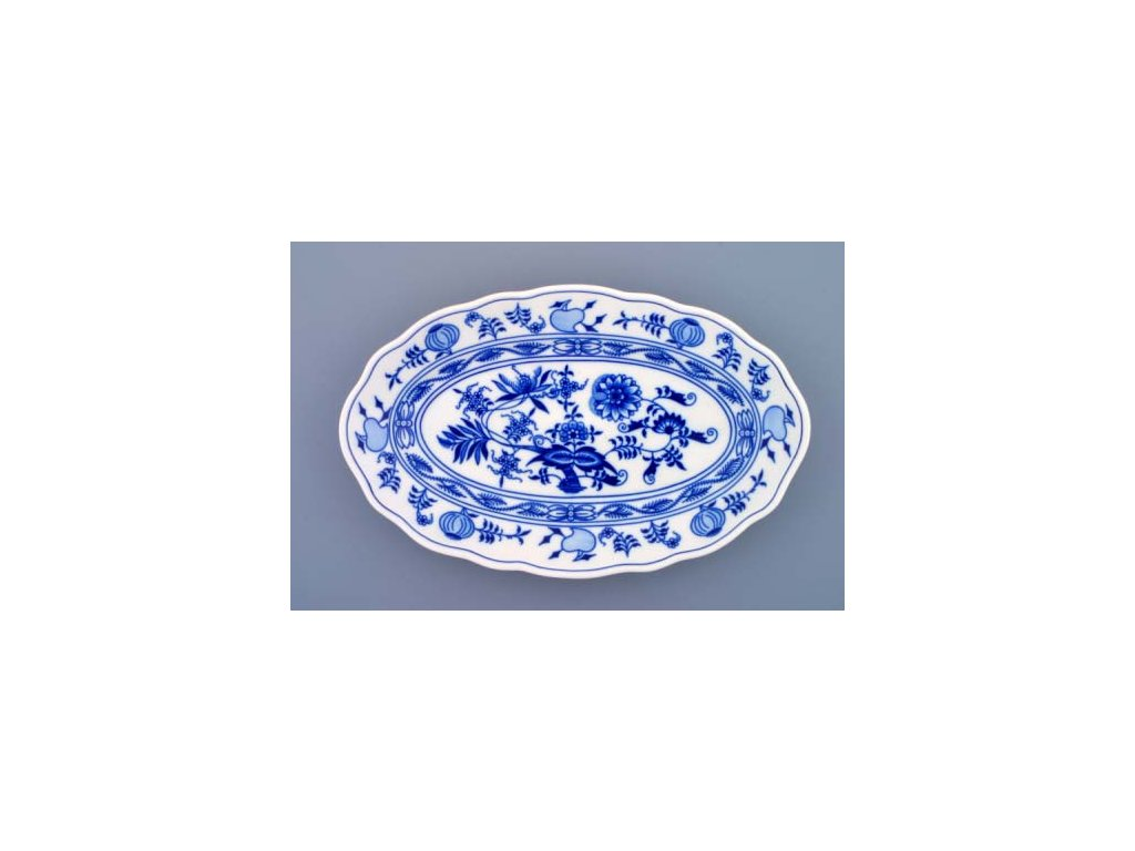 Mísa oválná 31cm - cibulový porcelán 10069