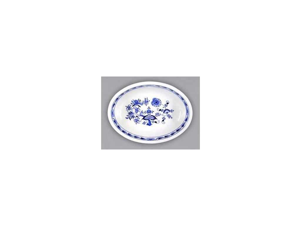 Mísa zapékací oválná velká - cibulový porcelán 10555