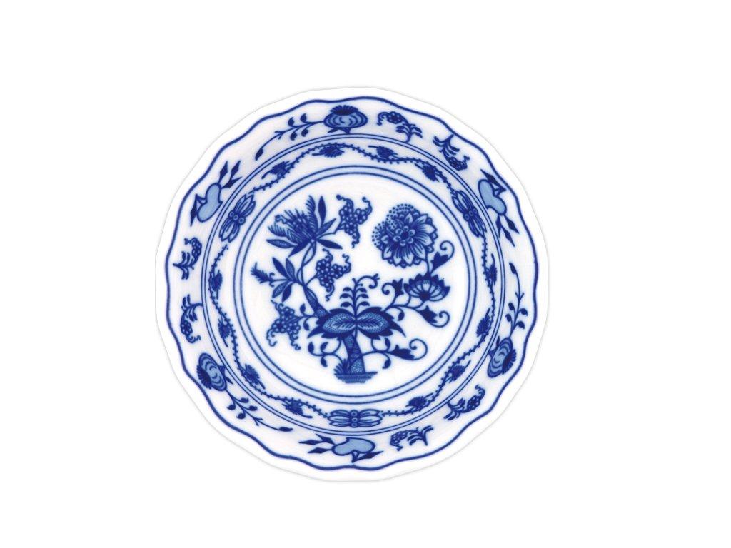 Miska kompotová vysoká 14cm - cibulový porcelán 10047