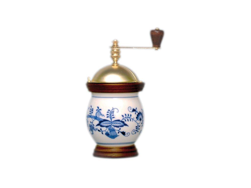 Mlýnek na kávu Baňák 70630 - cibulový porcelán