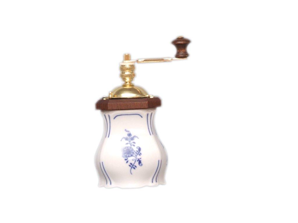 Mlýnek na koření Aneta - cibulový porcelán 70642