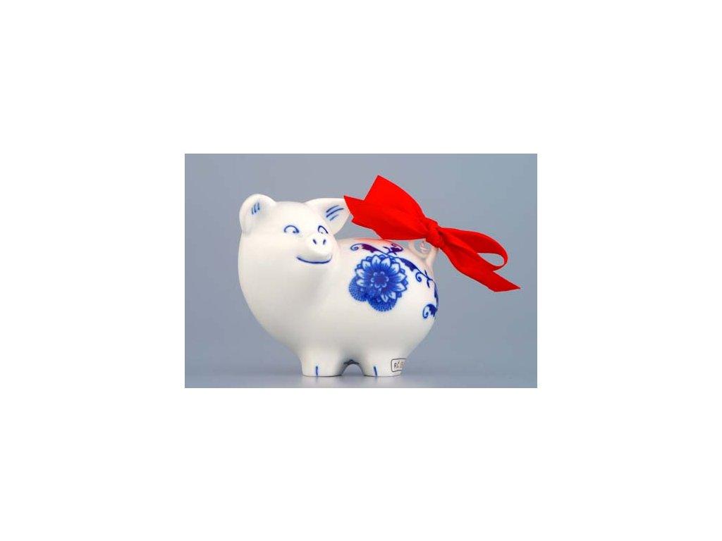 Prasátko - cibulový porcelán 10463