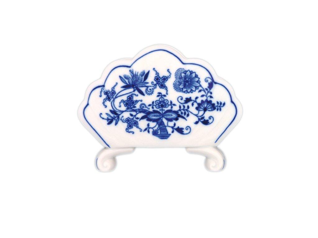 Stojánek na ubrousky - cibulový porcelán 10201