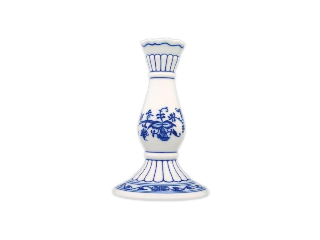 Svícen 1969 - cibulový porcelán 10178