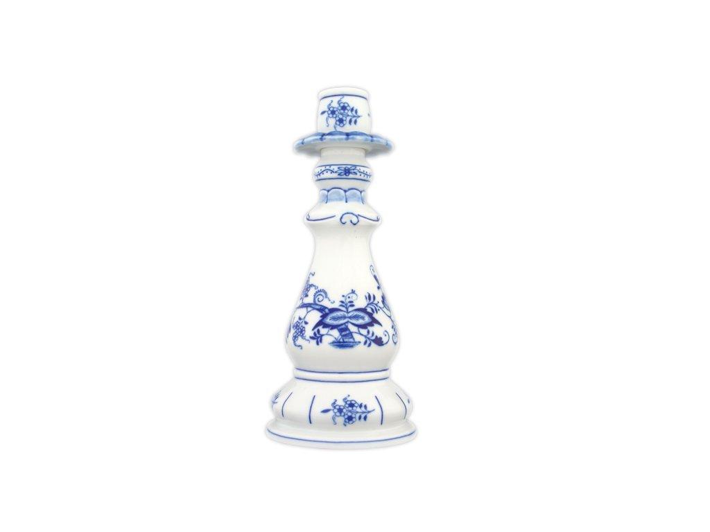 Svícen 1982 - cibulový porcelán 70179
