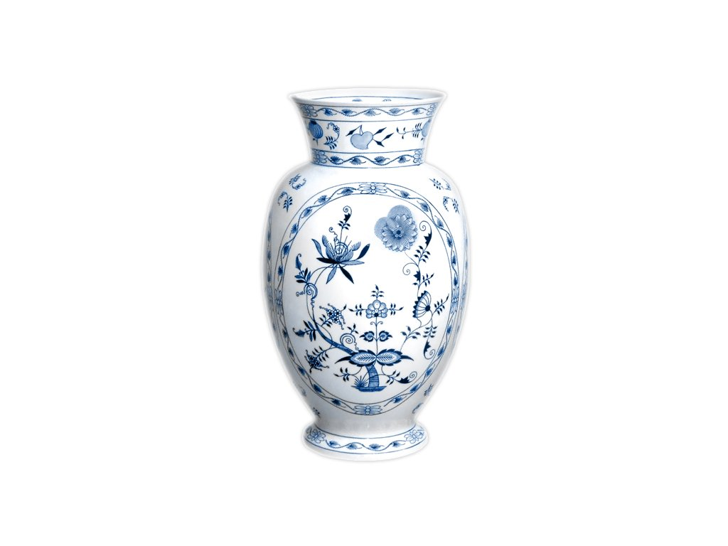 Váza 111171/5 Dux - cibulový porcelán 10610