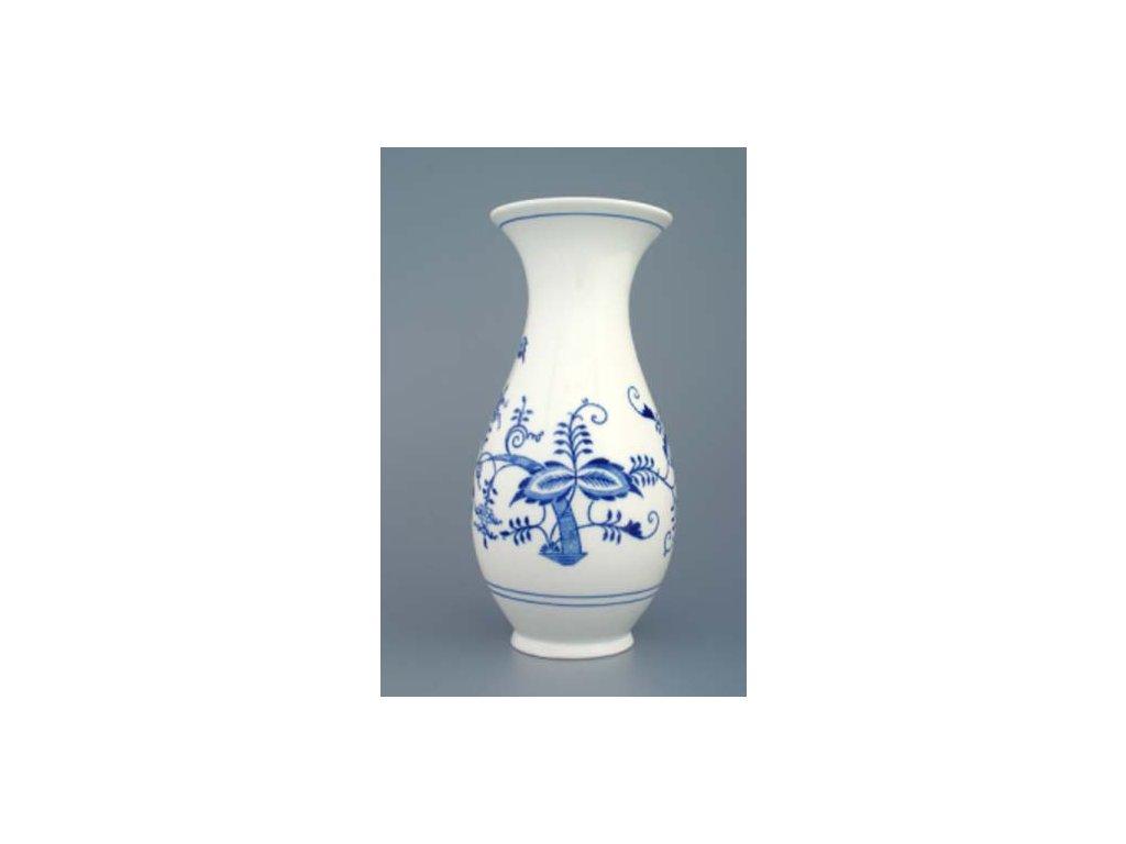 Váza 1210/3 - cibulový porcelán 10167