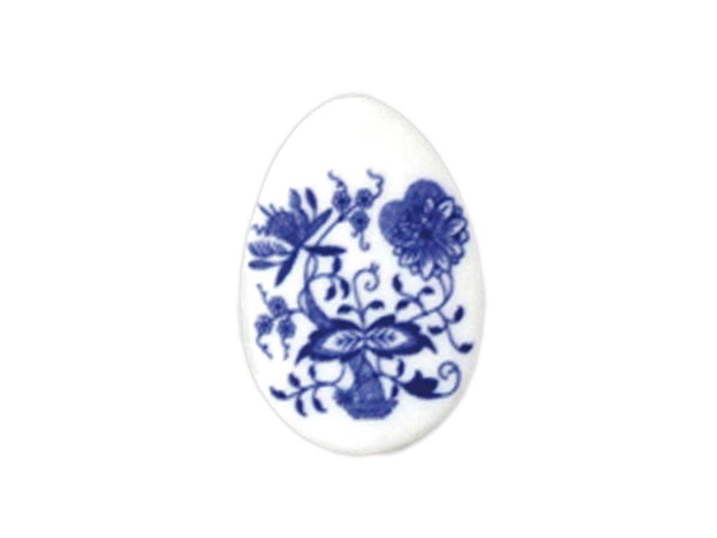 Velikonoční ozdoba - vajíčko - zápich - cibulový porcelán 70650 / 00001
