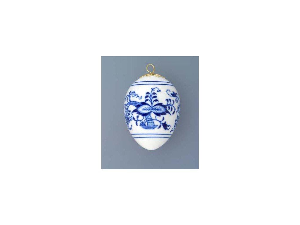 Velikonoční vajíčko závěsné - cibulový porcelán 10301 / 00014