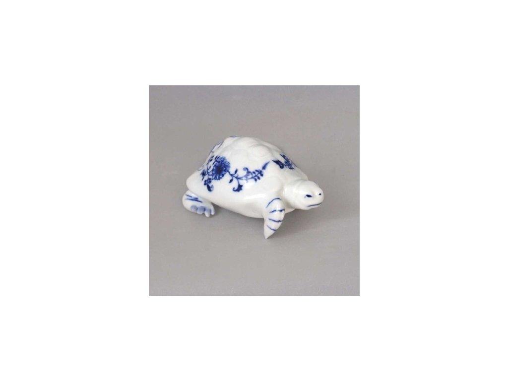 Želva 342-dux - cibulový porcelán 10655