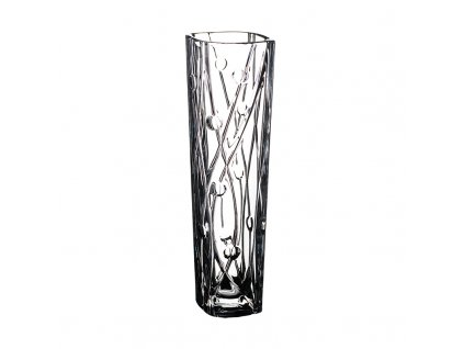 Skleněná váza Labyrinth 305 mm
