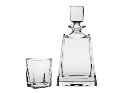 Set na whisky Kathrene 6+1