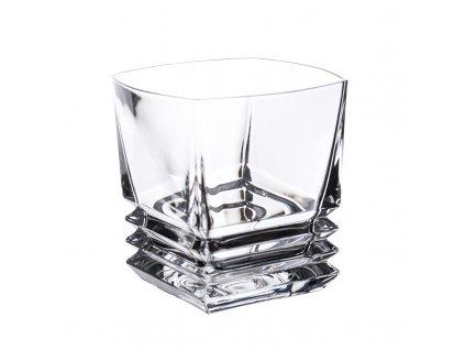 Crystal Bohemia MARIA sklenice na whisky 300 ml, 6 ks