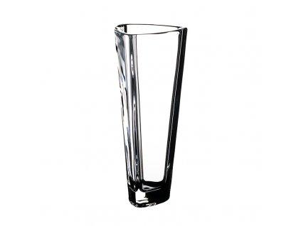 Skleněná váza Triangle 305 mm