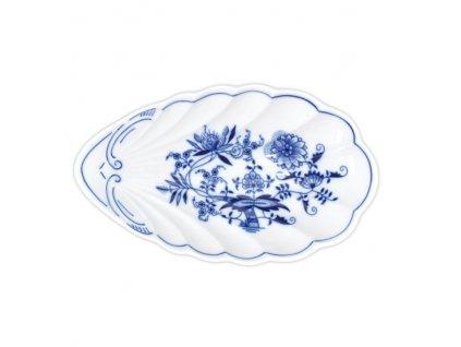 Miska mušle - cibulový porcelán 10087
