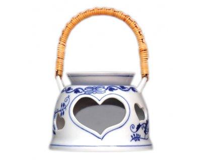 Aroma lampička - cibulový porcelán 70602