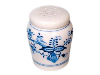 Dóza na moučkový cukr - sypátko - cibulový porcelán 70702