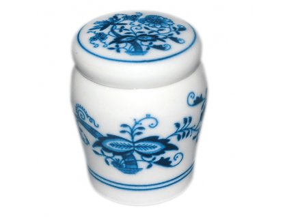 Dózička s těsněním - cibulový porcelán 70700