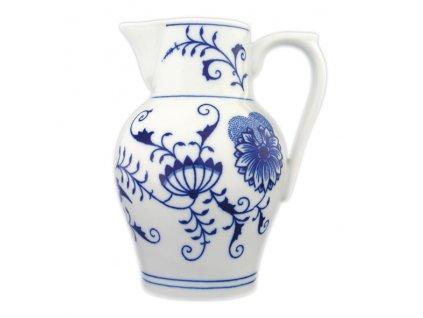 Džbán vysoký - cibulový porcelán 10127