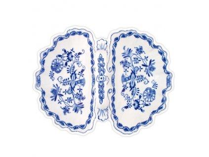 Kabaret 2-dílný - cibulový porcelán 10129