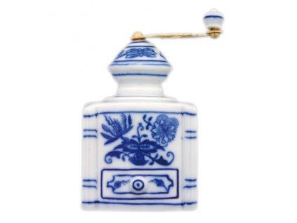 Kávomlýnek mini - komplet - cibulový porcelán 70249
