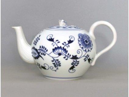 Konev čajová se sítkem 2,0 l - cibulový porcelán 70655