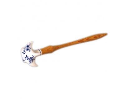 Kvedlačka - malá - cibulový porcelán 70709