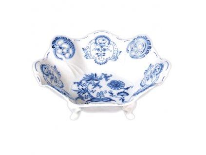 Mísa Aida prořezávaná - cibulový porcelán 10679