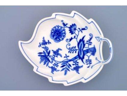 Mísa list 19cm - cibulový porcelán 10076