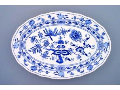 Mísa oválná 43cm - cibulový porcelán 10072