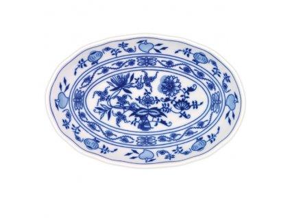 Mísa salátová oválná 20 cm - cibulový porcelán 10373
